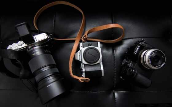 фотоаппарат, digital, олимп, объектив, четверо, marco, май