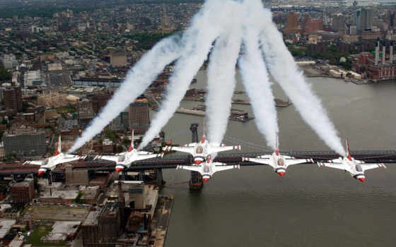 air, force, thunderbirds