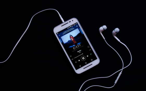 tech, samsung, телефон, наушники