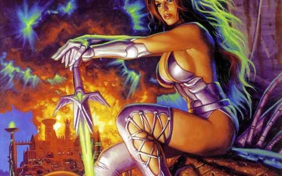 amazon, archetype, амазонки, женщина,