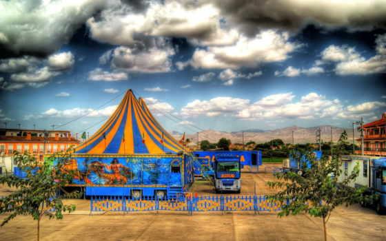 цирк, valencia, альморади