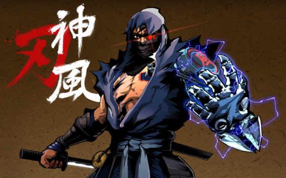 yaiba, ninja, gaiden