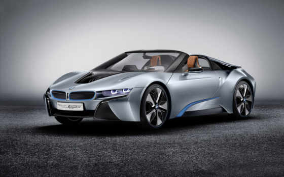 bmw, concept, spyder, car, new, суперкар,