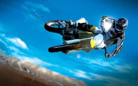 мотокросс, ecran, fonds, мото, motos, converted,