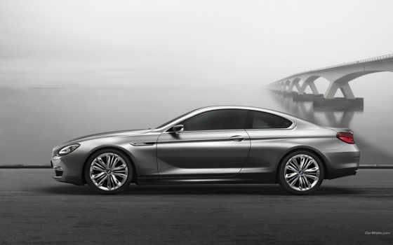 bmw, серия, concept, coupe, автомобили, серий,