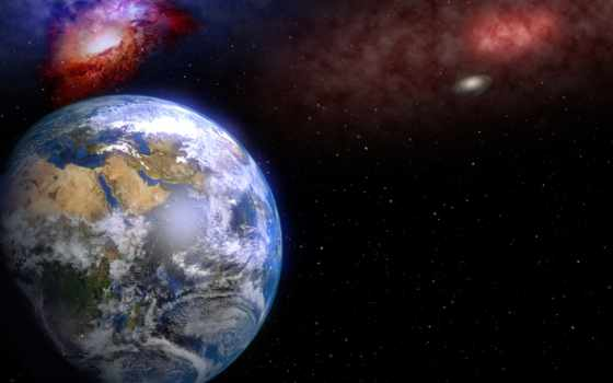 cosmos, land, красиво, eurasian, african, planet, галактики, звезды, ночь, earth,