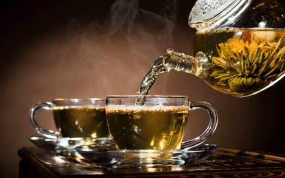 чая, напиток