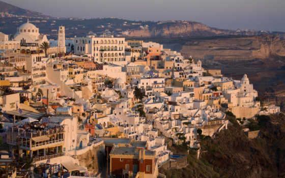 дома, греция