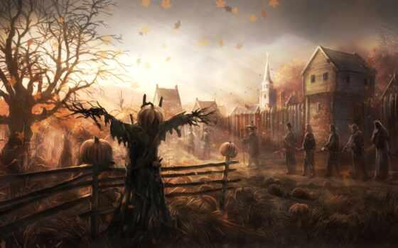 halloween, открытки, новогодние