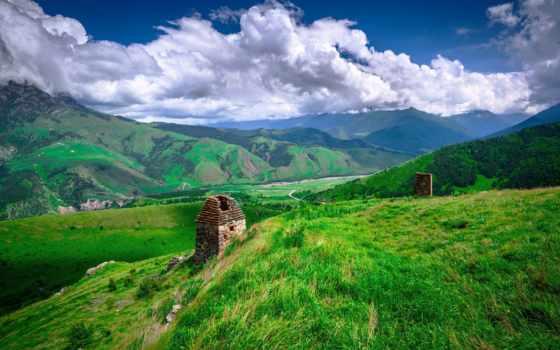 mountains, ингушетия, снег, ингушетии, небо, горы, природа, kavkaz, wild, blue, гор,