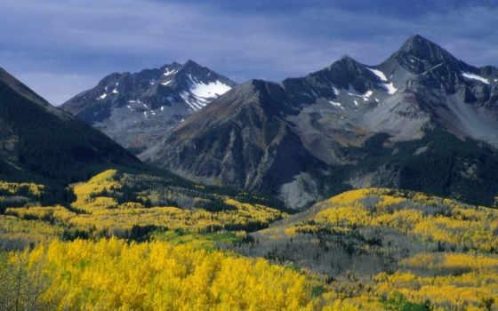 trees, горные, воде, породы, горы, красивые, ia, природа, радилса, очень,