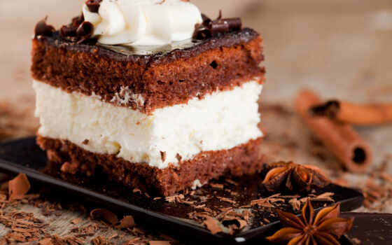 торт, nutella, panna, chocolate, сладость, con, мороженое, mail, твой, торта