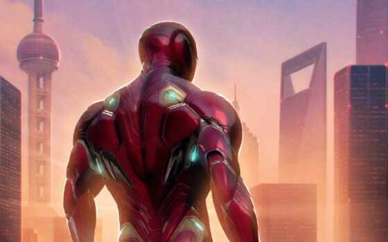 мужчина, iron, эндшпиль, avenger, finale, плакат