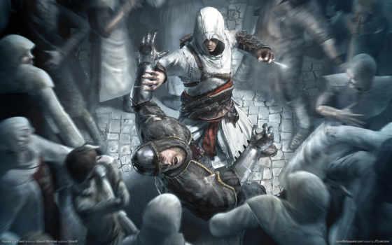 creed, assassins Фон № 11162 разрешение 1920x1200