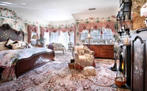 спальня, интерьер Фон № 17924 разрешение 3000x2000