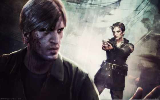 silent, hill, downpour, konami, friends, свежачок, send, find,