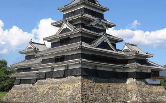 замков, мацумото, замок