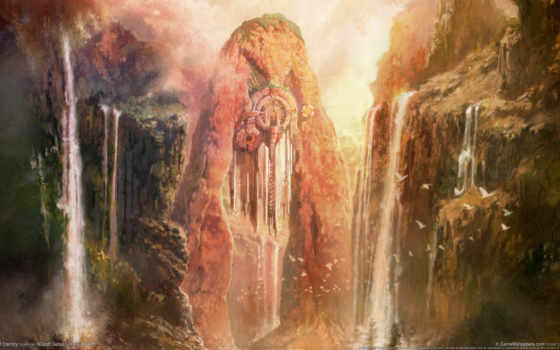 пейзажи -, fantasy, музыка