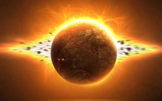 cosmos, bang, солнечная
