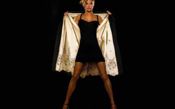 ambrosio, алессандра, платье, black, just, сексуальная, обойки,