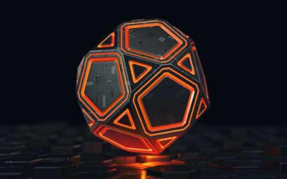 телефон, рисунок, shapes, esfera, geometric