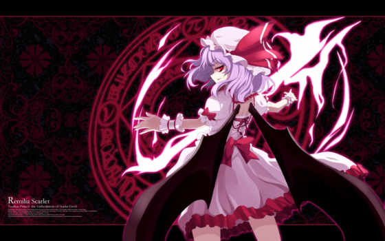 remilia, scarlet, touhou, animated, tags, ½project, that, download, desktop, anime, zerochan,