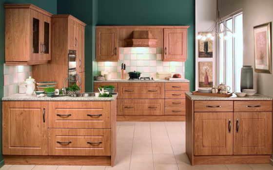 кухня, кухни, деревянная
