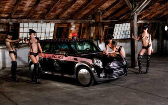 машины, девушки, авто