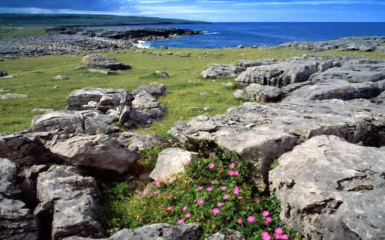 ireland, красивый, природа