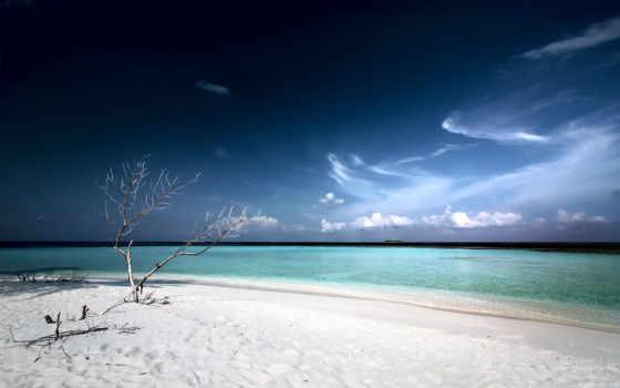 картинка, песок, пляж