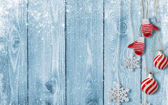 новогодние, new, год, дек, варежки, игрушки, очень, красивые,