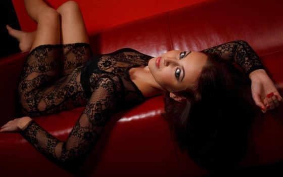 seksy, диван, stock, amina, free, imagens, royalty,