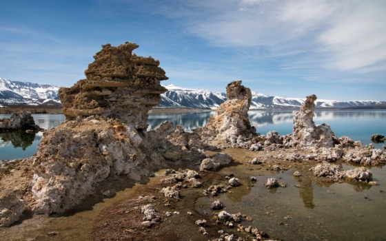 rock, озеро, landscapes,, уровни, усатое, расследование, природа,