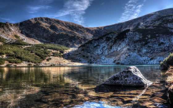landscape, гора, galaxy, samsung, озеро, небо, природа,