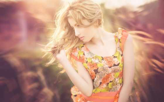 bokeh, девушка, blonde, girls, настроение, los, aldeanos,