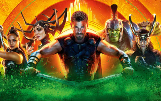 thor, new, ragnarok, marvel, spot, has, тв, footage,