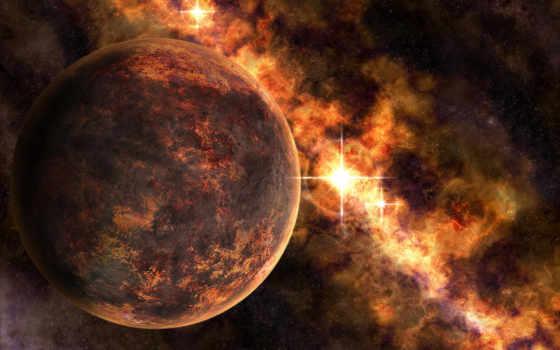 космос, planets Фон № 17523 разрешение 1920x1200