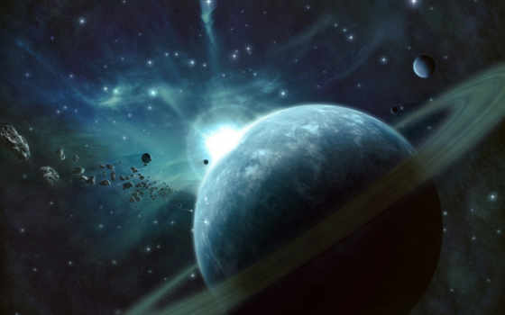 космос, сатурн, paul