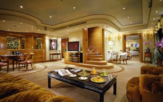 квартира, люкс, penthouse, люстра, картинка, лестница, тв,
