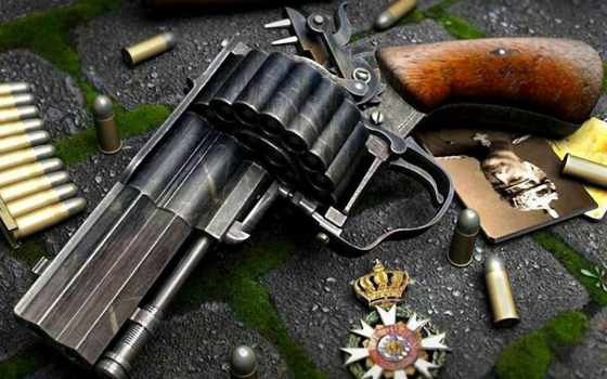 revolver, мм, револьверы