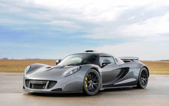 ,2013, Hennessey, Venom, GT, спорткар