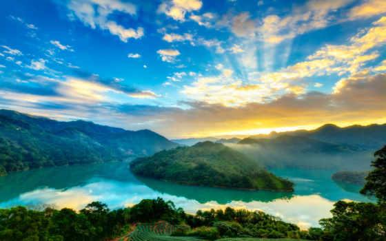 остров, rewalls, daily, горы, our, высокого, высоком, разрешений, озеро, красивые, обновляем,