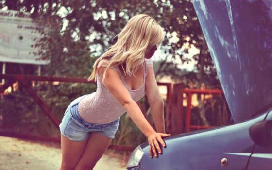 women, blonde, жан, модель, трусы, девушка, капюшон, dance, house, legs,