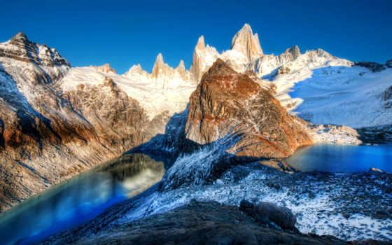 горы, природа, landscape, пейзаж, ultrahd,