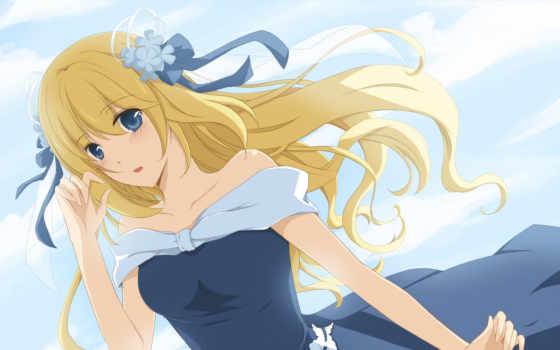 anime, красивые, заставки
