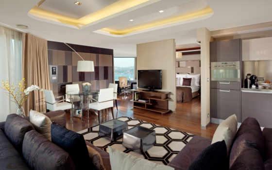 квартира, interer, комната