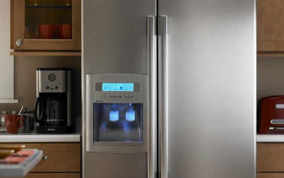 холодильник, современный, холодильника