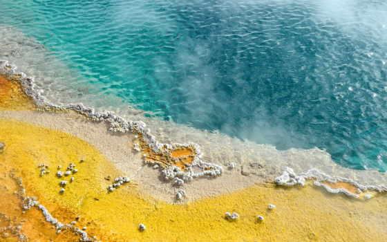 камень, fondo, pantalla, ocean, берег, yellow,