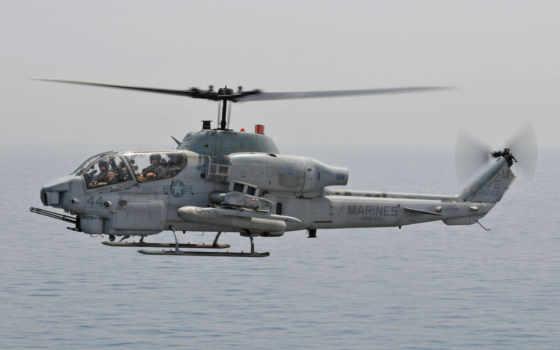 ah, cobra, bell, супер, вертолет, helikopter, marine, ми, военный