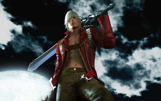devil, may, cry, dante, dmc, game,